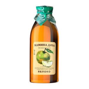 """Dzidrināta atjaunotā ābolu sula """"Мамина дача"""" 750ml"""