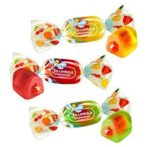 Sveramās konfektes «Золотая стрекоза» 1kg