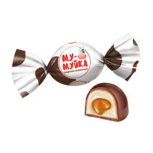 Sveramās konfektes «Му-муйка» svaigs piens 500g