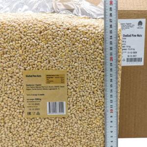 Lobīti ciedra riekstu kodoli 5kg