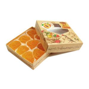 Želejas marmelāde ar aprikozēm 300g