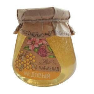 Medus marmelāde stikla burciņā 300g