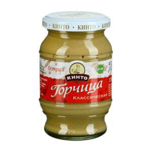 """Sinepes  pikantas """"Klasiskā"""" TM """"Кинто"""" 175ml"""