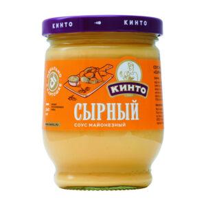 "Majonēzes siera mērce ""Сырный"" TM ""Кинто"" 240ml"