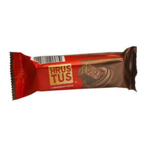 Vafeļu batoniņi Hrus Tus ar šokolādes garšu 25g
