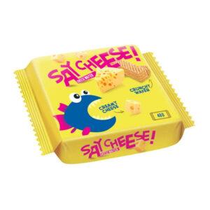 """Say cheese!"" siera vafeles 48g"