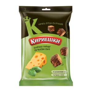 «Кириешки» grauzdiņi ar siera garšu 100g
