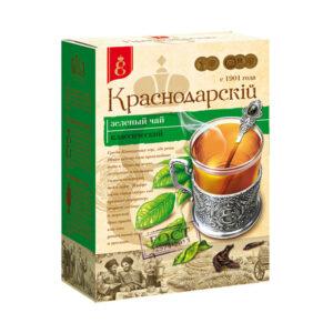 """Beramā zaļā tēja """"Краснодарскiй с 1901 года"""" 100g"""