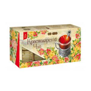 Krasnodaras tējas kolekcija «ВЕКА» (100 paciņas Assorti) 180g