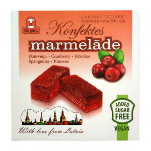 """Marmelāde"" dzērveņu 150g"