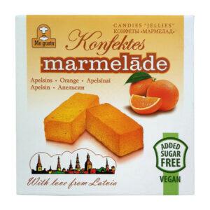 "Konfektes ""Marmelāde"" apelsins 150g"