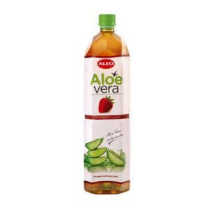 Aloe Vera dzēriens ar zemeņu garšu 1500ml