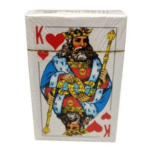 Spēļu kārtis (54 kāršu kava)