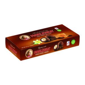 MARLENKA medus bumbiņas ar kakao 235g