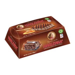 Medus torte MARLENKA ar kakao 100g