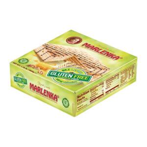 Bez glutēna medus torte MARLENKA ar valriekstiem 800g