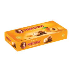 MARLENKA aprikožu medus bumbiņas 235g