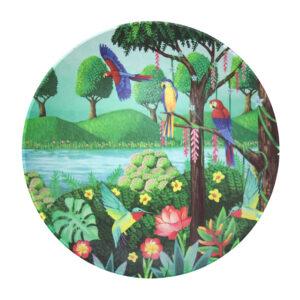 Bambusa bļoda Tommy Lise Bird Paradise