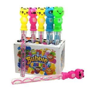 Ziepju burbuļi Bubble fruits bērniem no 3 gadu vecuma