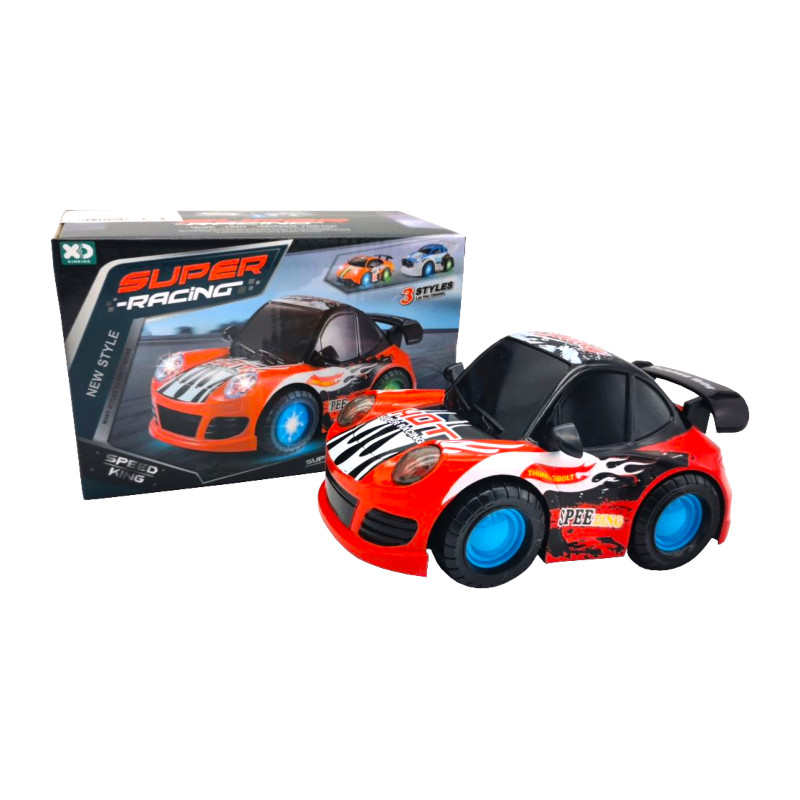 Bērnu sporta mašīnīte SUPER RACING