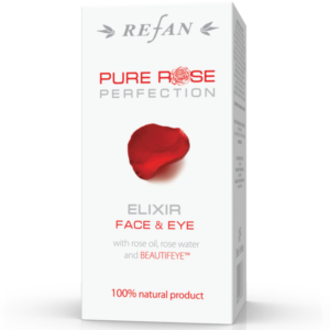 REFAN Elixir sejai un acīm PURE ROSE PERFECTION 50 ml