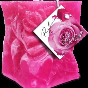 REFAN Aromatizēta svece «Maigā roze»