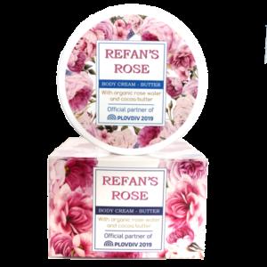 REFAN Ķermeņa sviets Refan's Rose