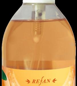 REFAN Šķidrās ziepes «Melone un aprikoze»