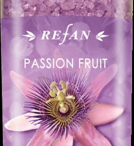 """REFAN Aromterāpijas vannas sāls """"Pasiflora augļi"""""""