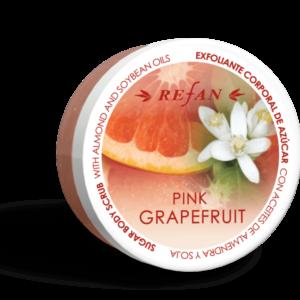 REFAN Ķermeņa skrubis «Rozā greipfrūts»