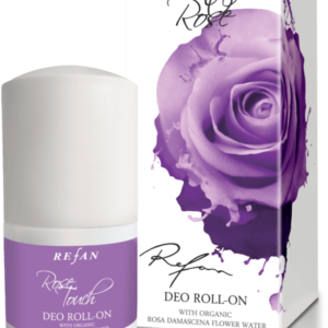 REFAN Ķermeņa dezodorants «Austrumu roze»