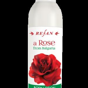 REFAN Ķermeņa losjons «Roze no Bulgārijas»