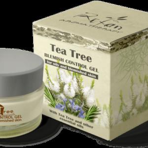 REFAN Kosmētiskais gels sejas ādai «Tējas koks»